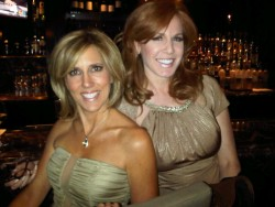 ALISYN CAMEROTA wow - White House Correspondets' Dinner - 2012 - *cleavage*