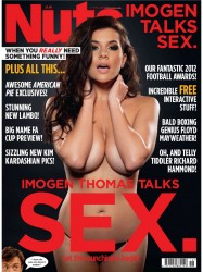 Imogen Thomas Nuts Magazine 4th May x13