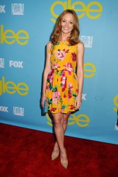Jayma Mays - Academy Of Television Arts & Sciences' Screening Of Glee 5/01/12