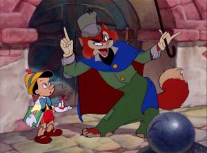 Pinokio / Pinocchio (1940) PLDUB.720p.BDRip.XviD.AC3-ELiTE + Rmvb / Dubbing PL
