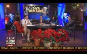 Kimberly Guilfoyle Showing Her Legs on The Five - December 27, 2011