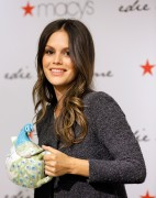 Rachel Bilson - Edie Rose Home collection launch in NY 05/08/12