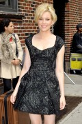 Elizabeth Banks - at Late Show with David Letterman in New York 05/10/12
