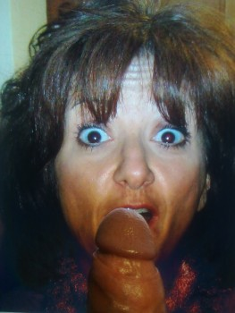Mature mom cum tribute
