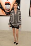 Whitney Port - Tyler Shields Debuts MOUTHFUL art exhibit in LA 05/19/12