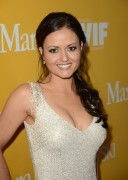 Danica McKellar - Women In Film Crystal + Lucy Awards in Beverly Hills 06/12/12