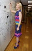 Elizabeth Banks - at SiriusXM studios in New York 06/25/12