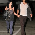 Katy Perry At 'The Grove' with Russell Brand in Los Angeles - 07/08/2010